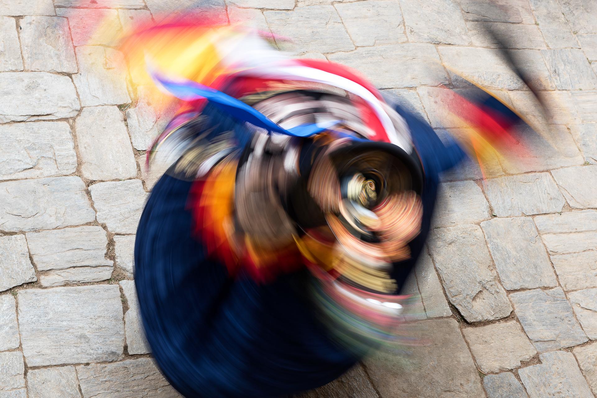 danses masquées