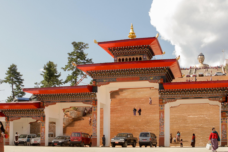 Thimphu voyage au Bhoutan - Tirawa