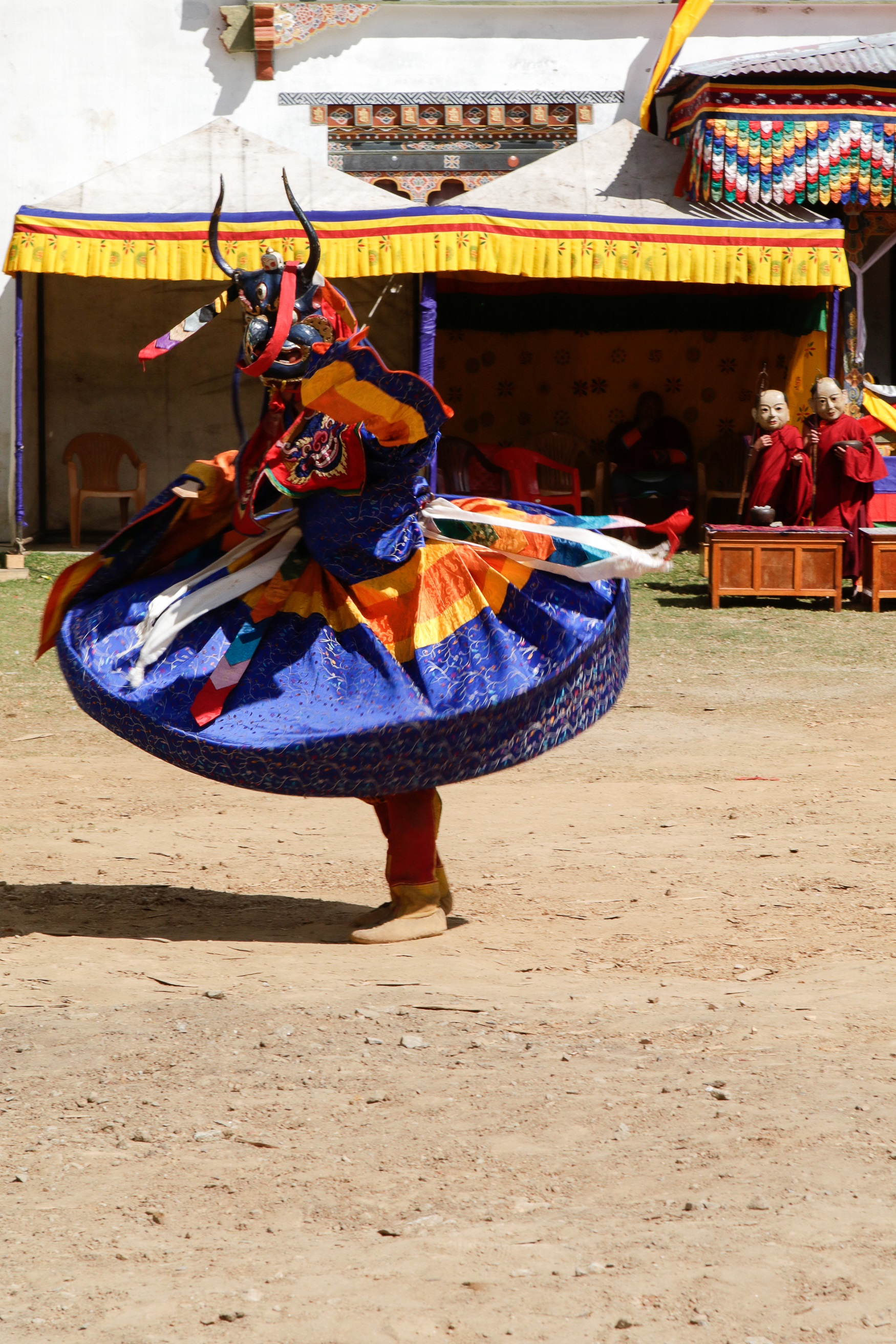 Gemkha Festival Bhoutan Tirawa