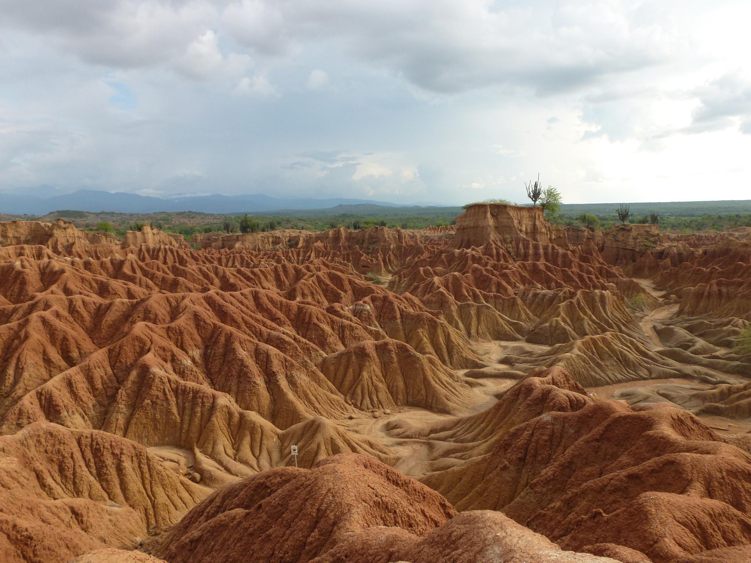 Desert de tatacoa voyage colombie tirawa