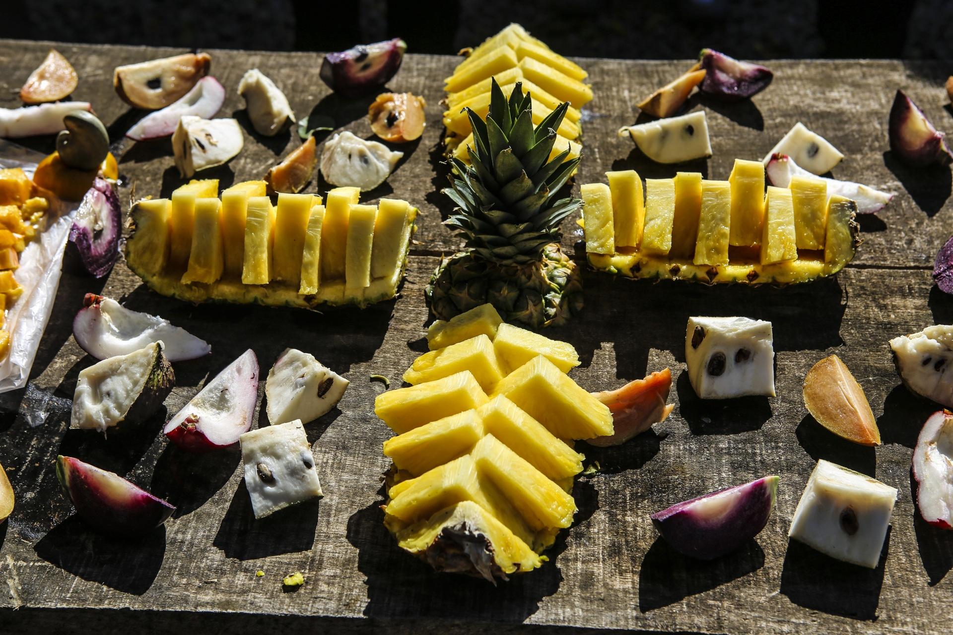 Miam costa rica ananas