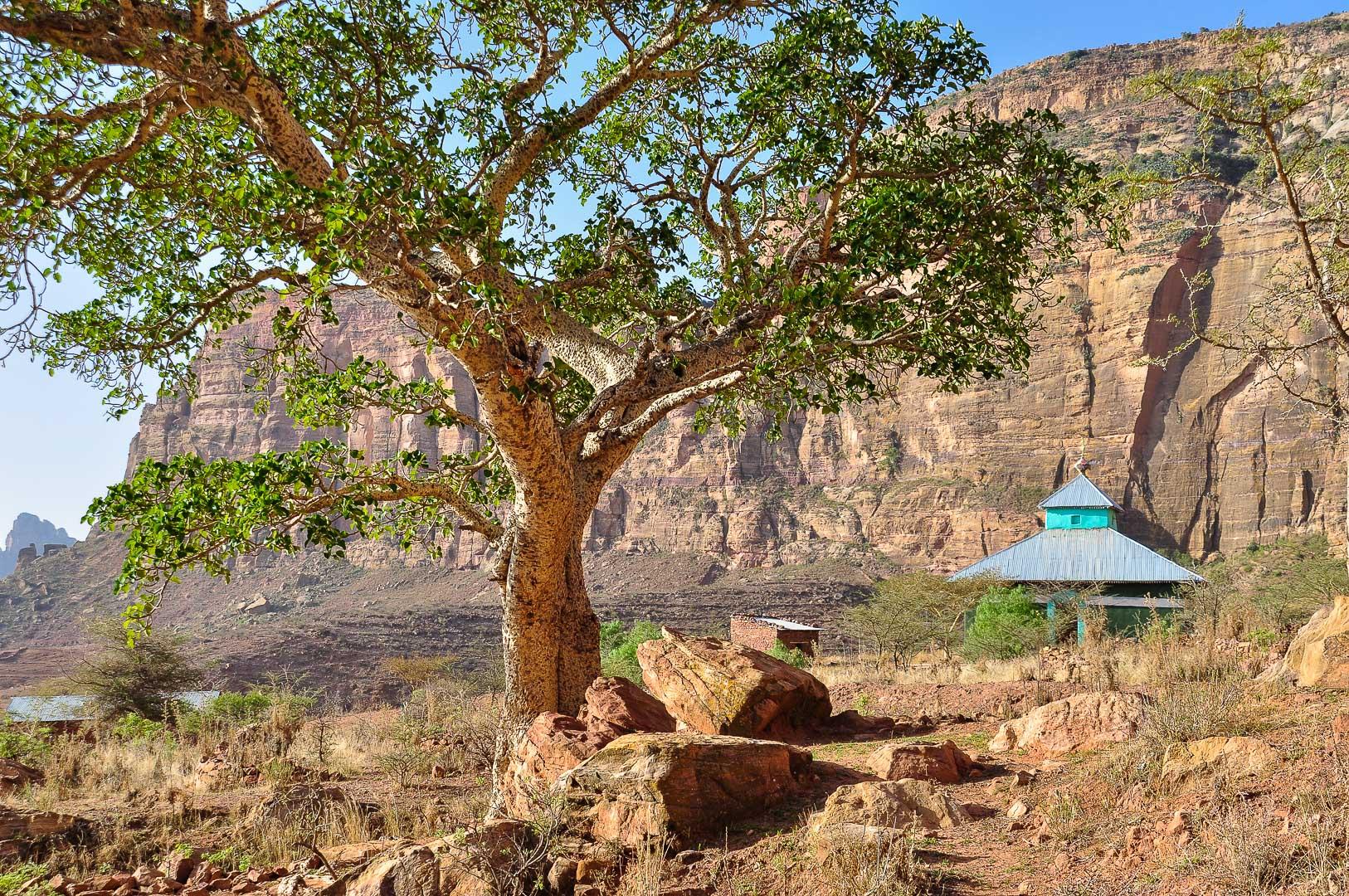 Ethiopie Gheralta