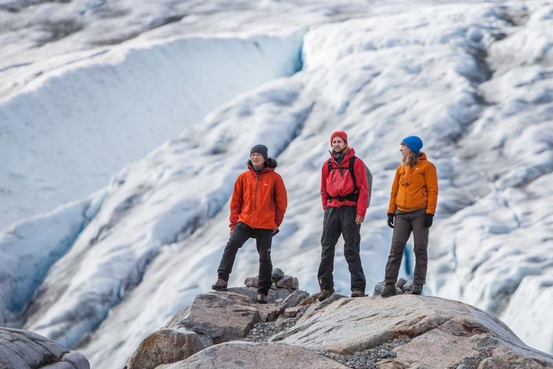 Inlandsis Groenland - Crédit : Björgvin Hilmarsson