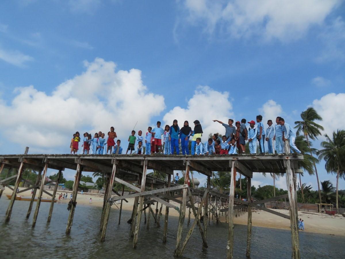 village raja ampat ponton