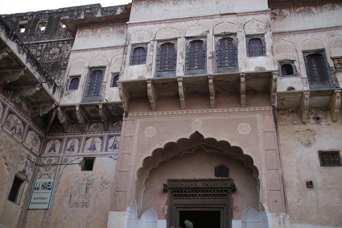 Havelis Rajasthan