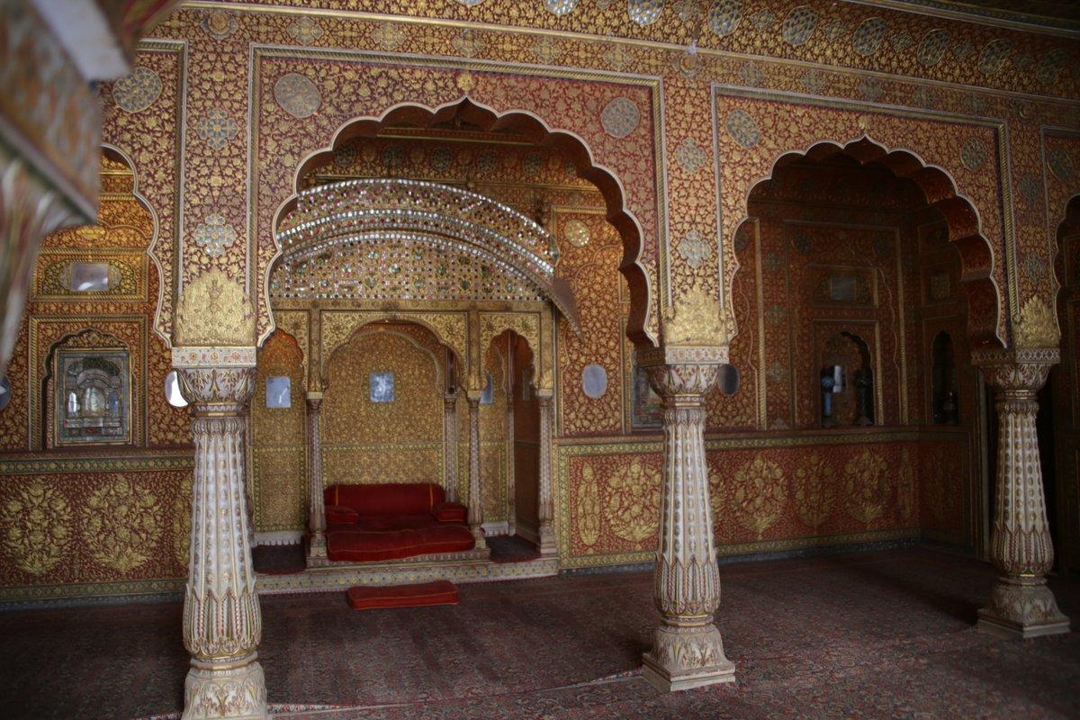 fort de grès rouge de Bikaner