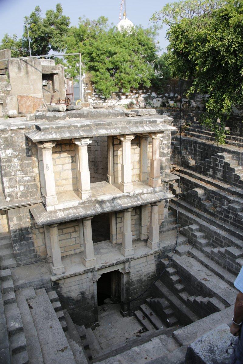 Chateau d'eau Rajasthan