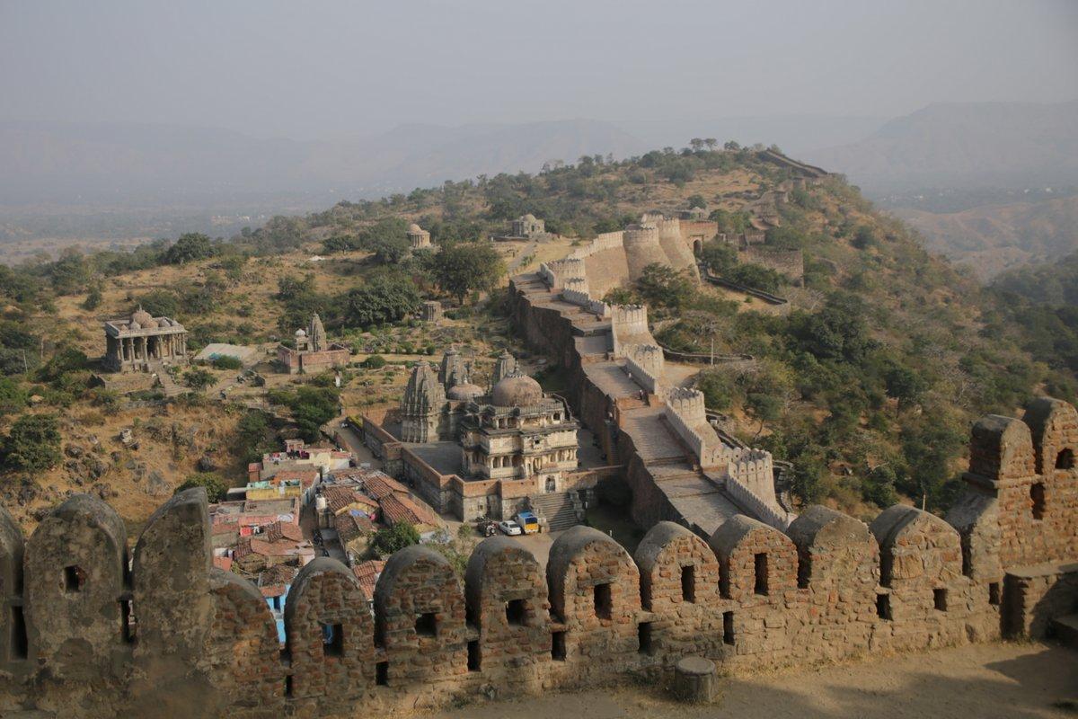 palais du fort de Khumbalgarh
