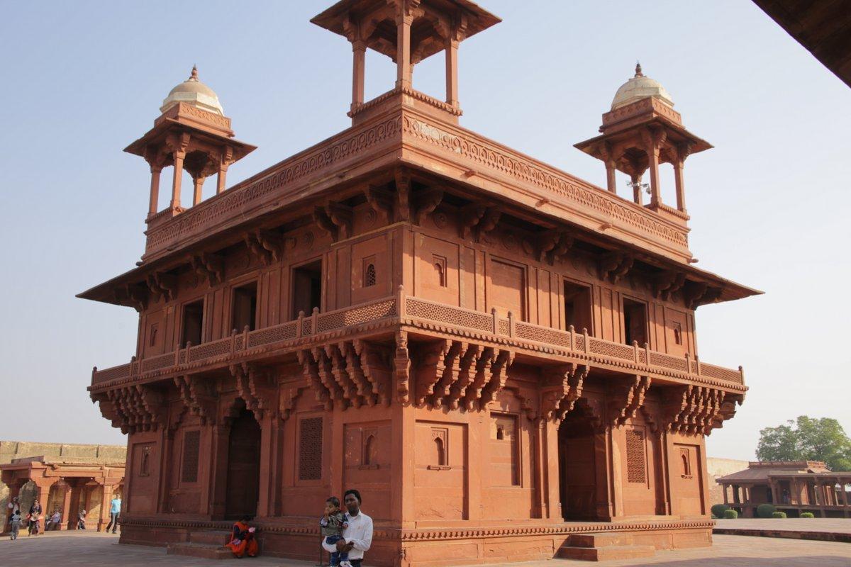 Palais Agkbar Fatephur Sikri