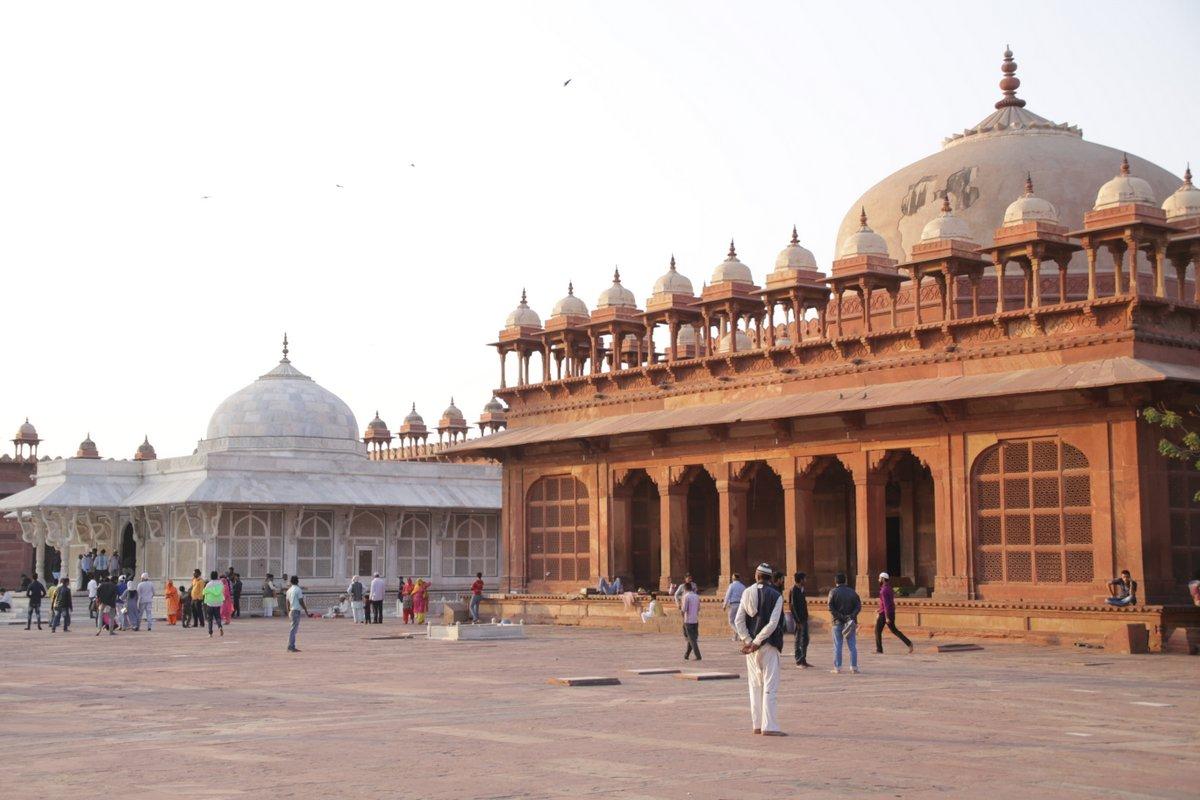 Fatepur Sikir Palais Agkbar