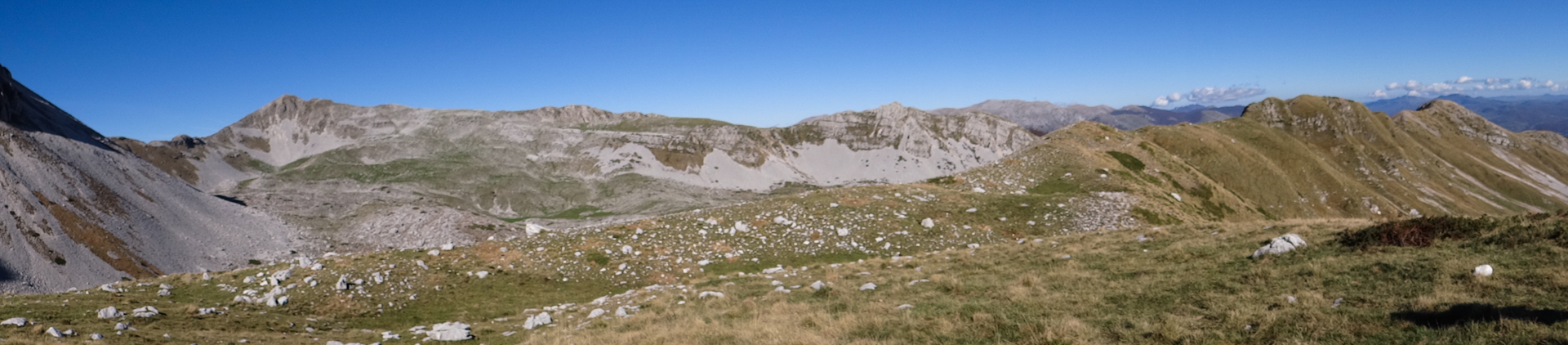 paysage des abruzzes