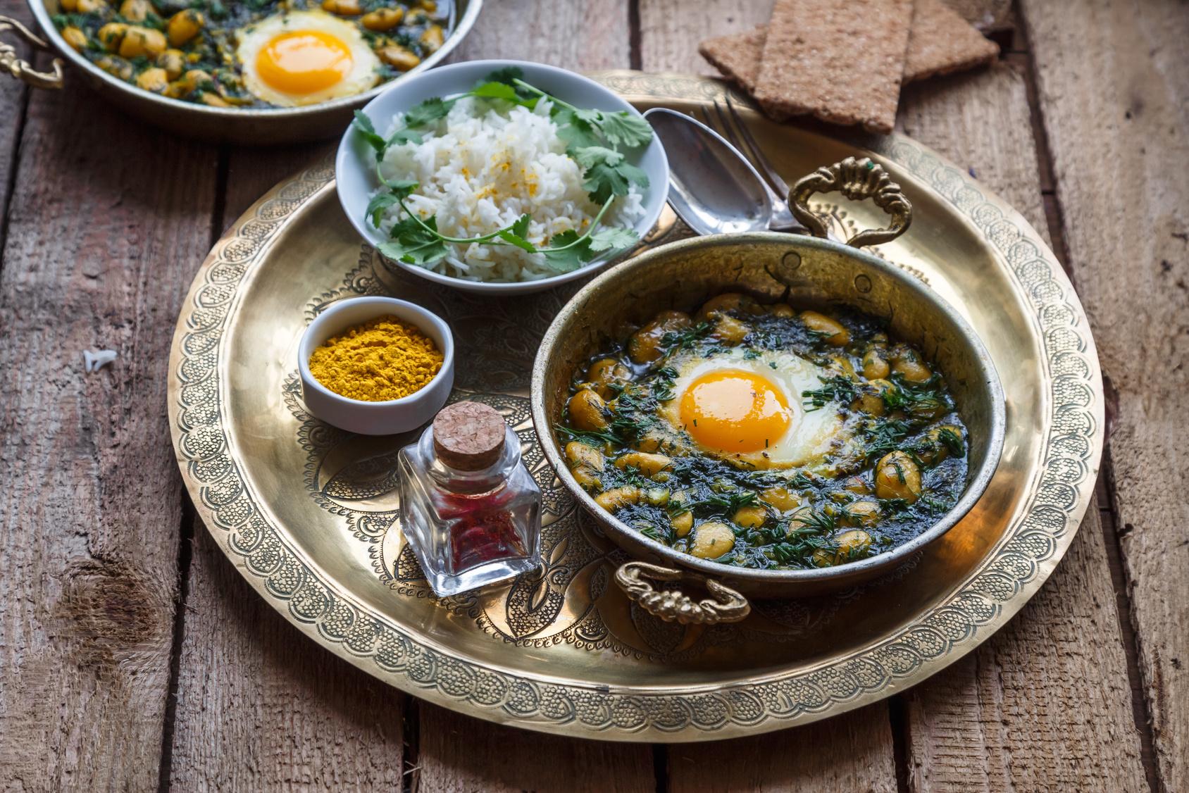 Gastronomie iranienne