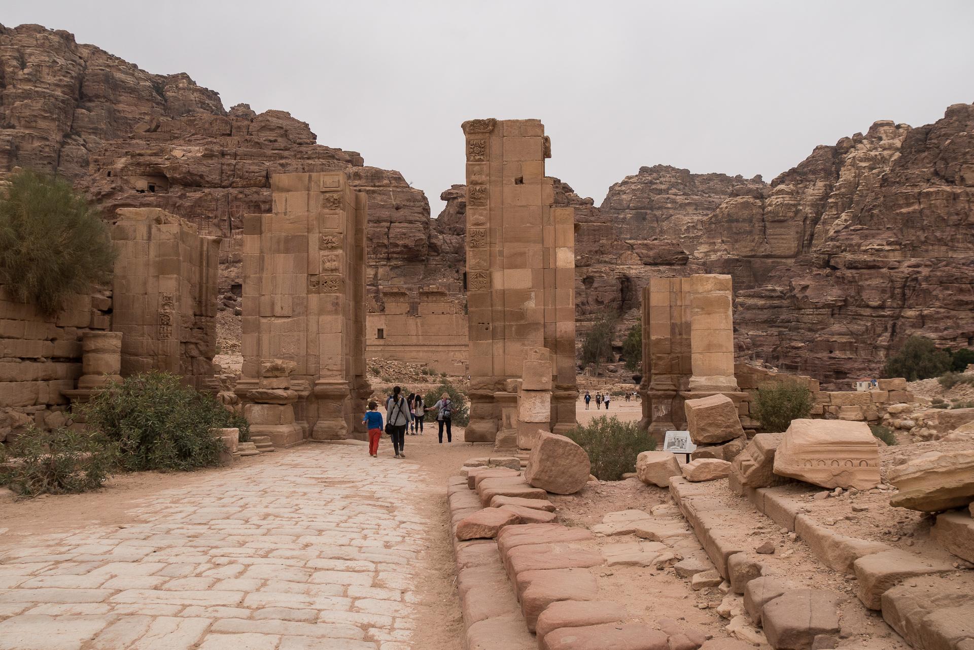 temple sud Petra