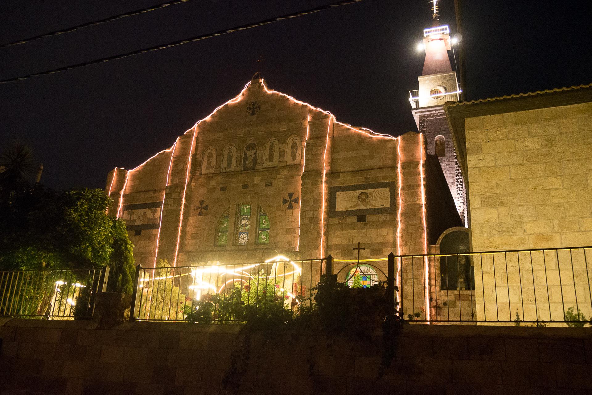 eglise madaba jordanie