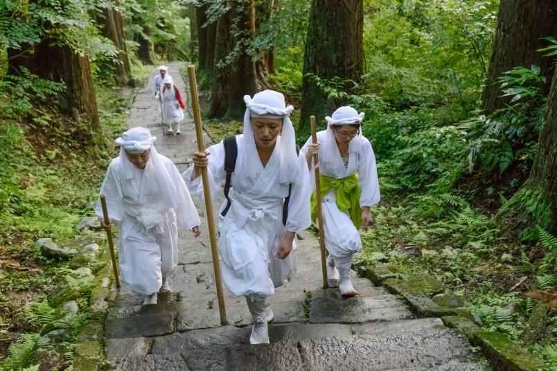 Dewa Sanzan Japon