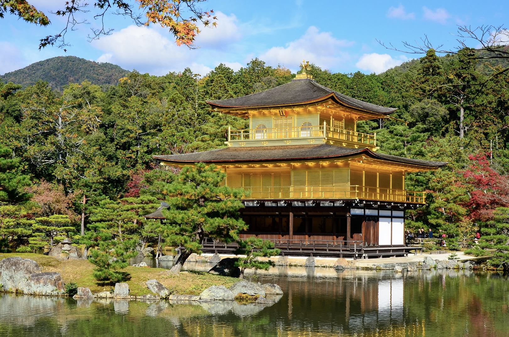 Pavillon d'or - Kyoto