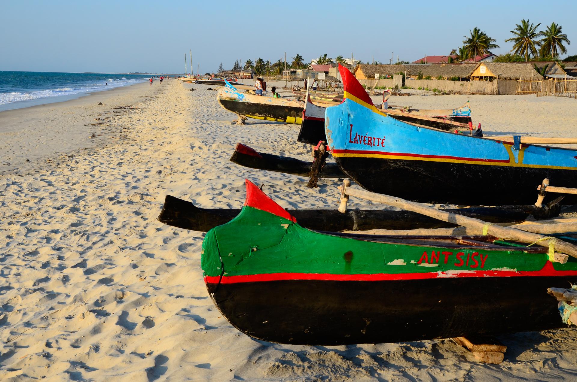 Voyage madagascar plage de l'ouest