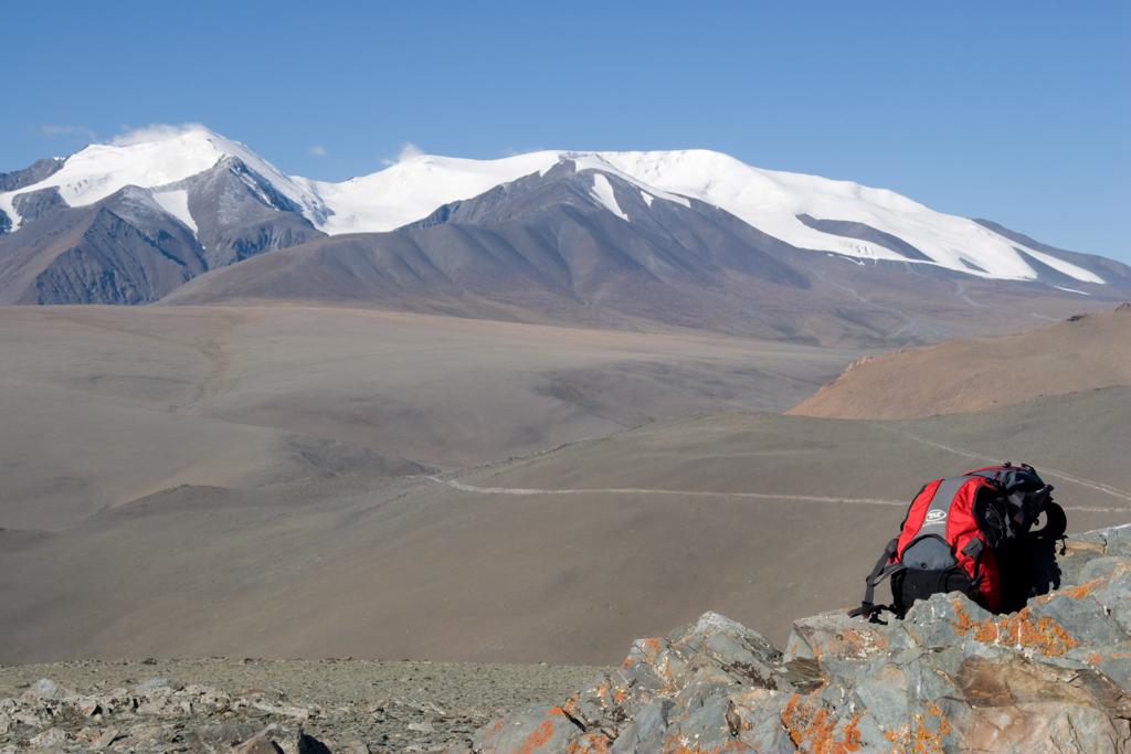 trek altaï Mongol