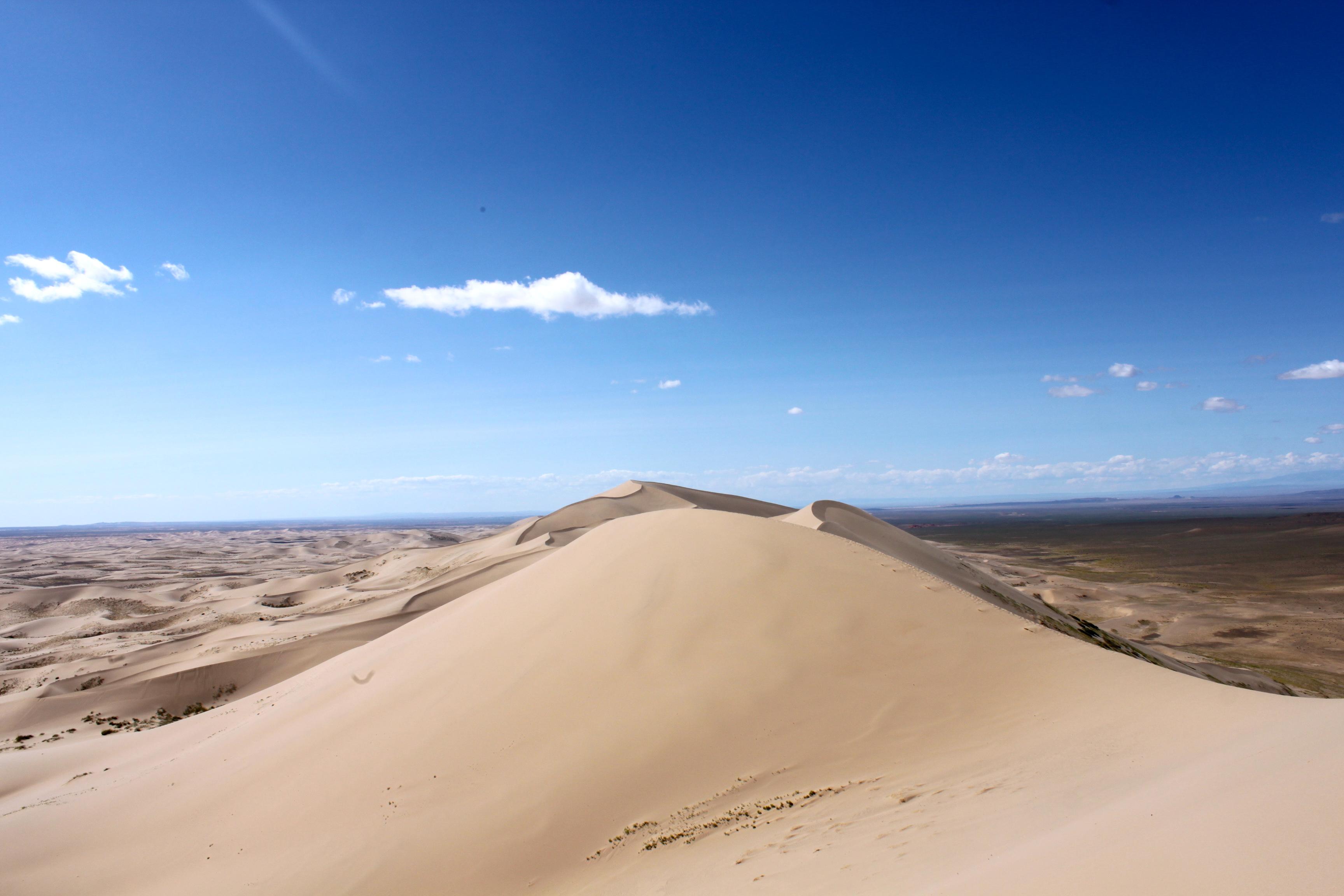Dunes mongolie gobi
