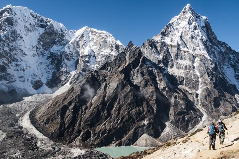 Arkam tse Hauts cols de l'Everest