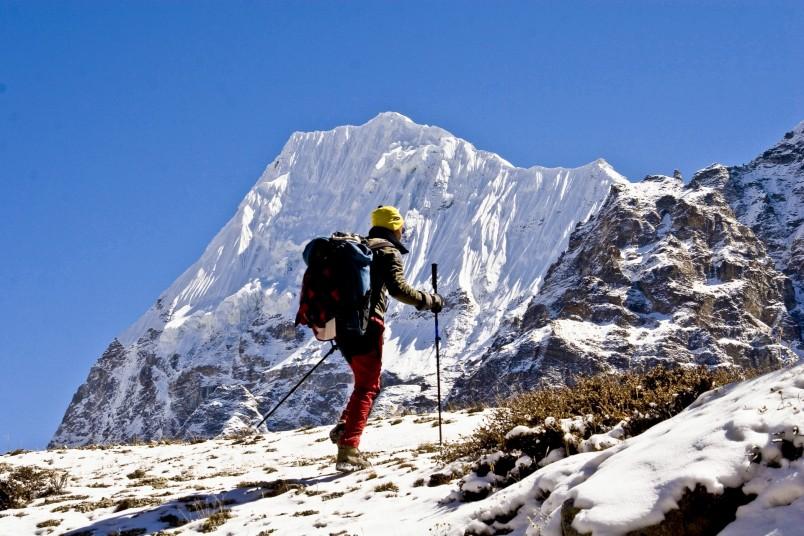 Trek Kangchenjunga Népal