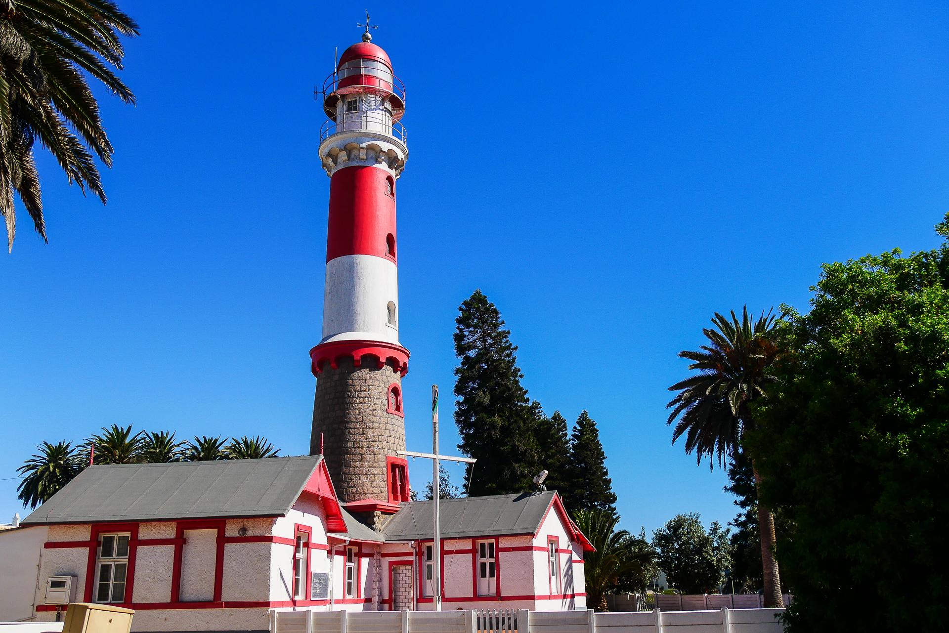 phare de Swakopmund Namibie