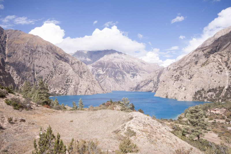 Lac Phoksundo Dolpo Népal