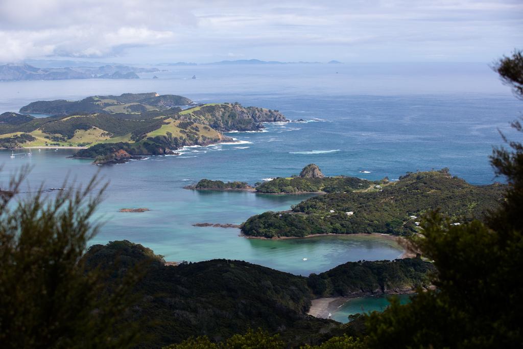 Cape Brett Nouvelle Zélande