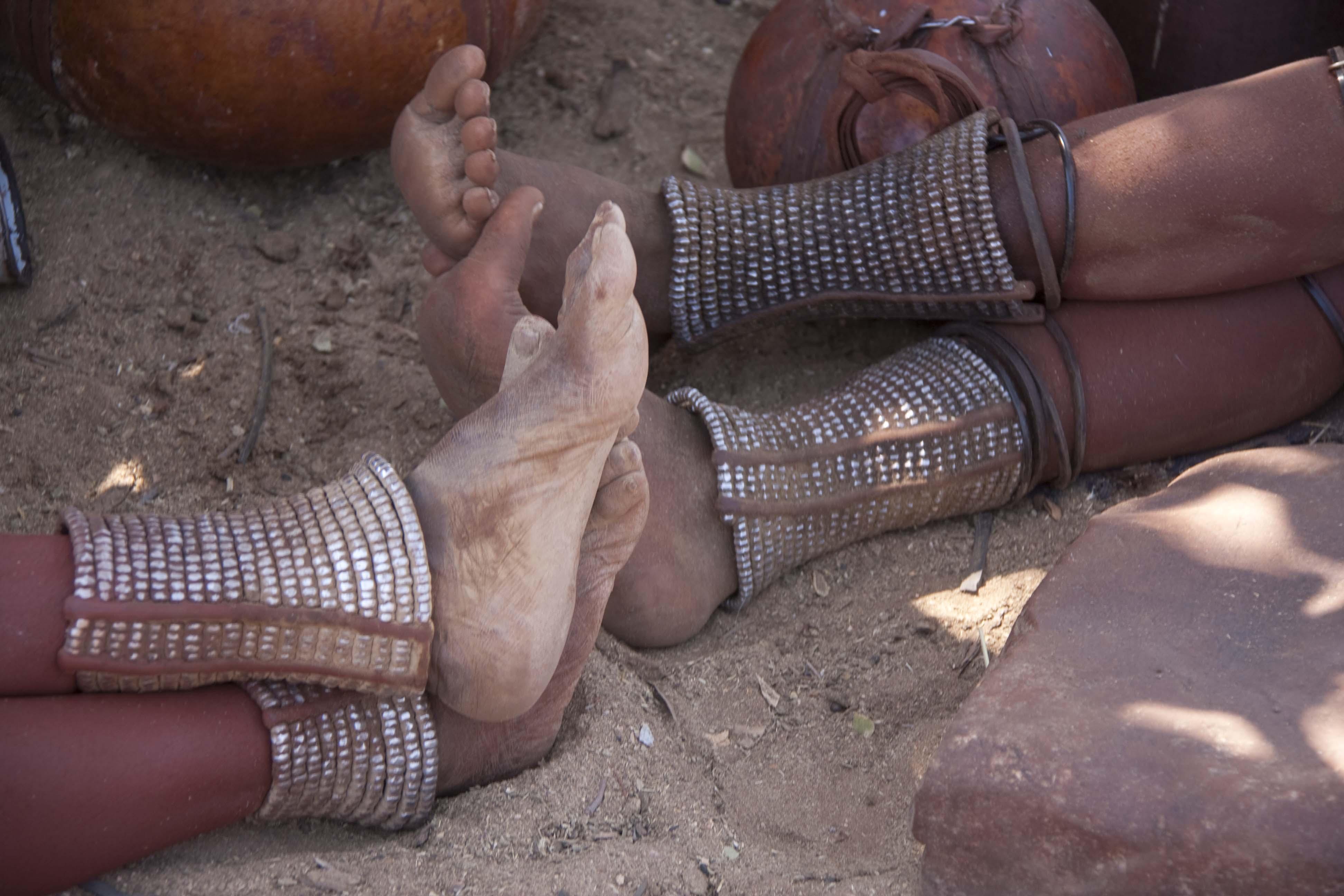 peuple semi-nomade Himba