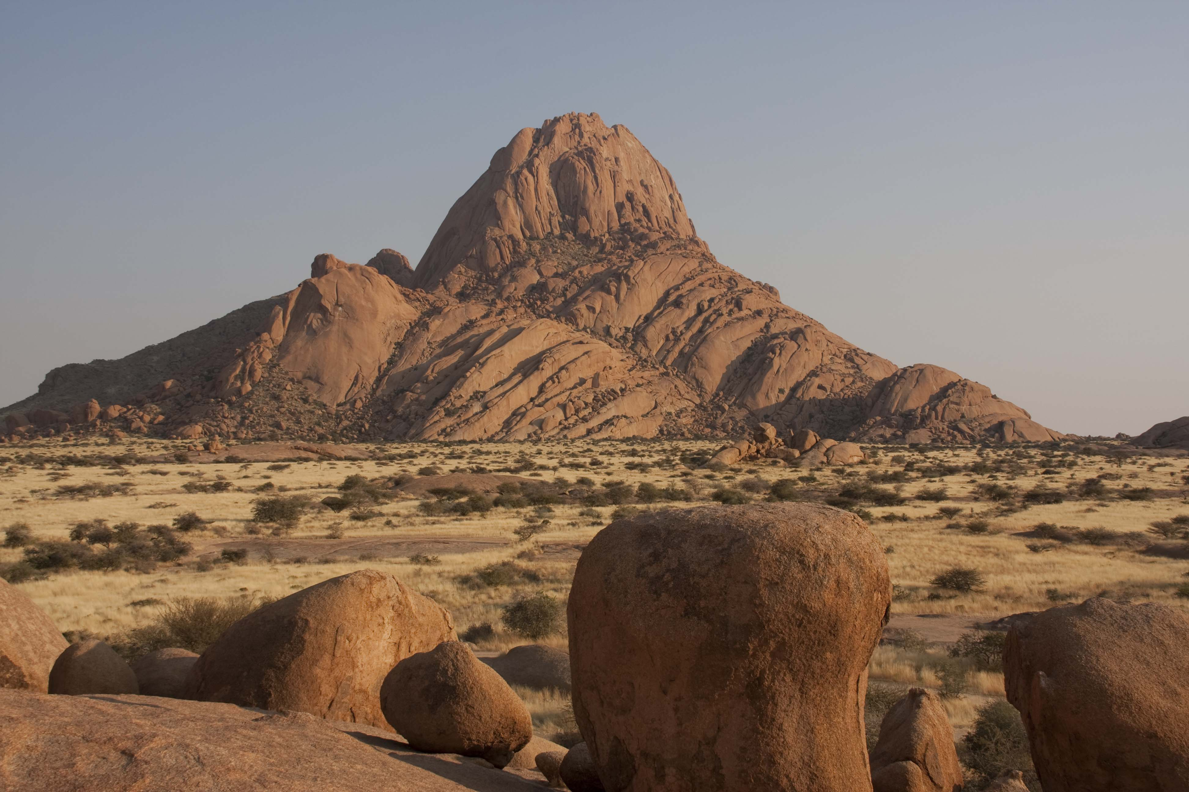 Brandberg Damaraland Spitzkoppe Namibie