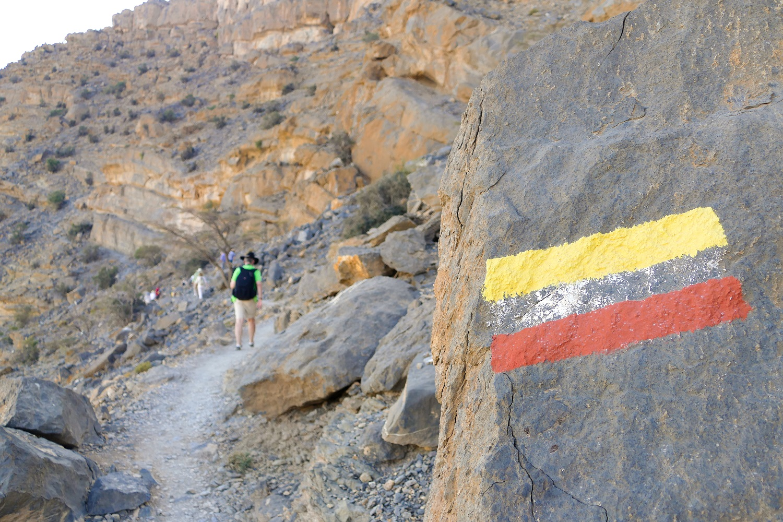 grand canyon d'Arabie
