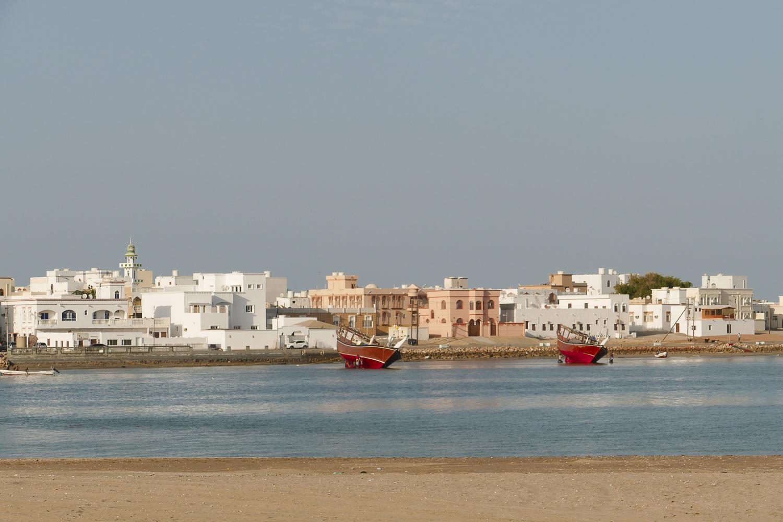 Sur ou sour à Oman