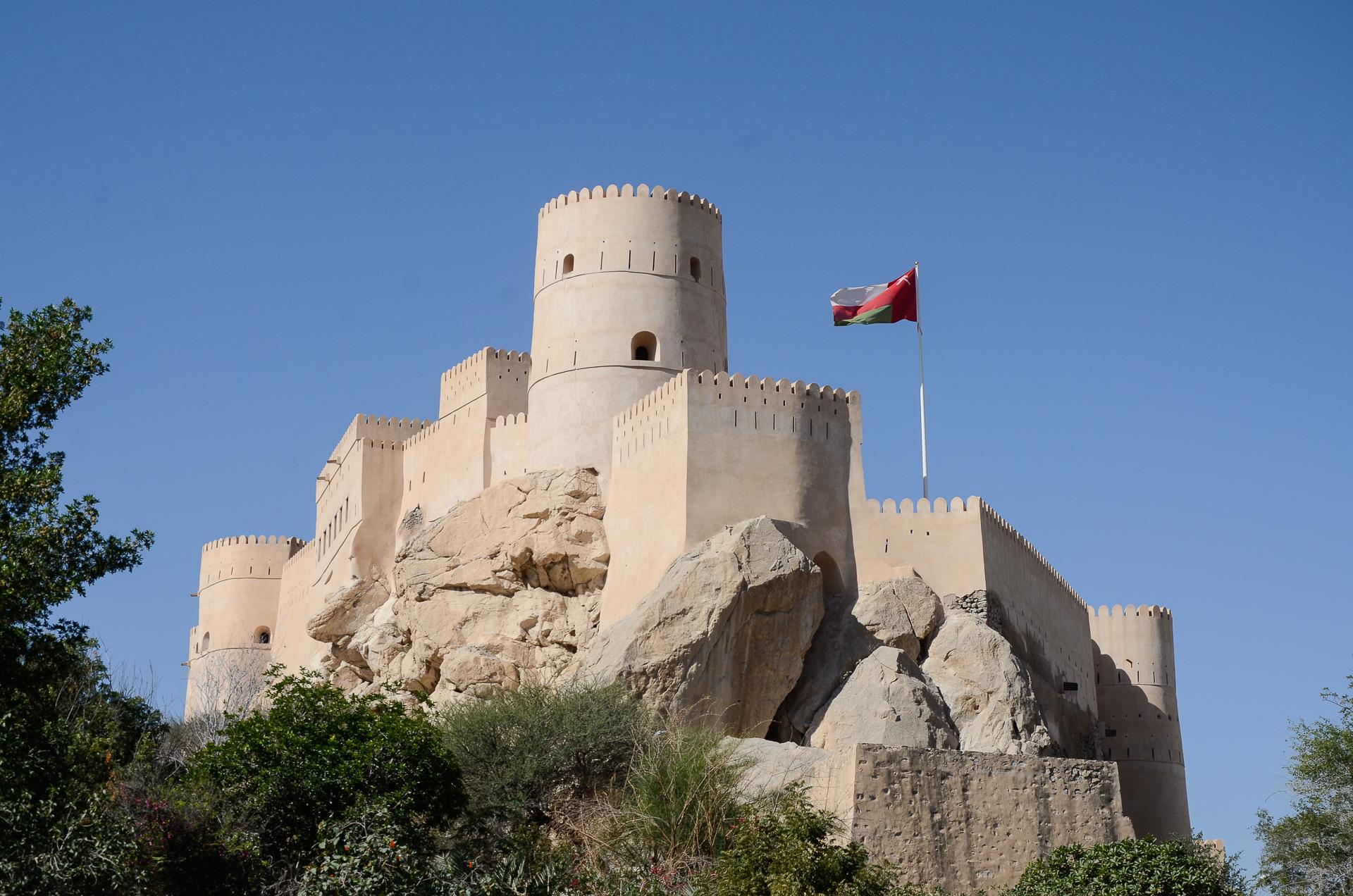 Fort de Nakhl