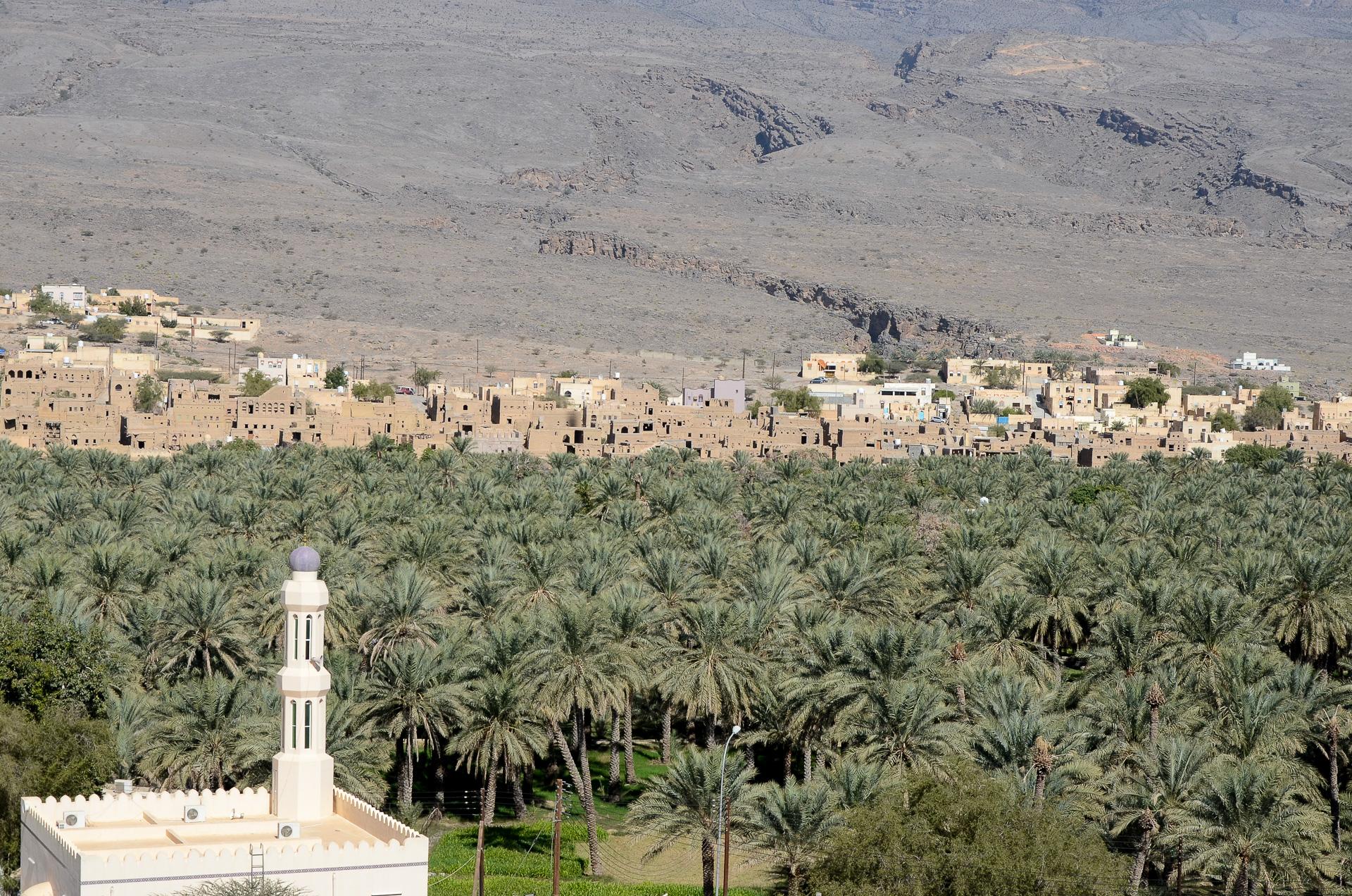 Palmeraie d'Al Hamra Oman