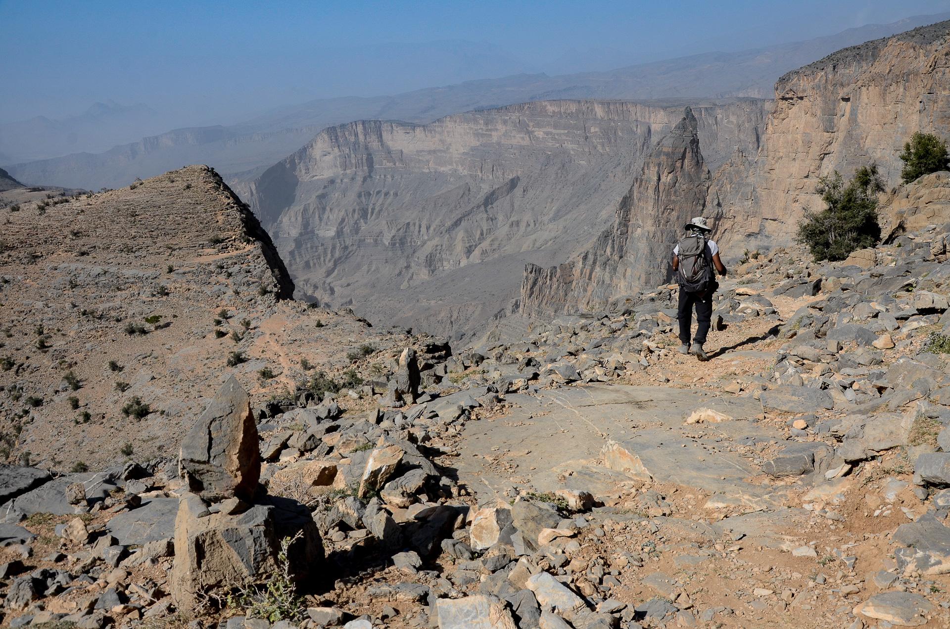 Trek Wadi Al Farah