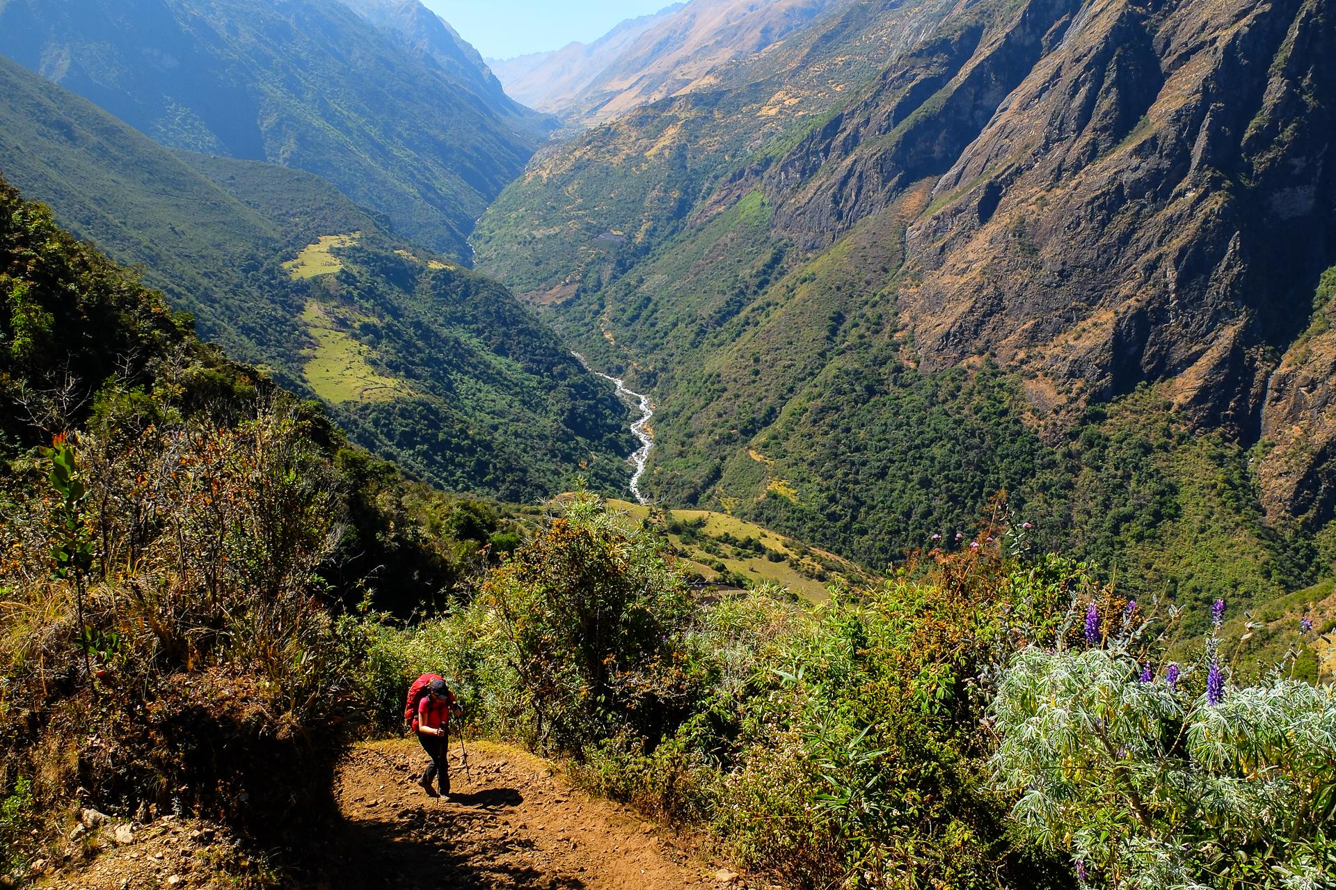 Trek cités perdues perou Vilcabamba