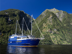 croisière sur le Doubtful Sound