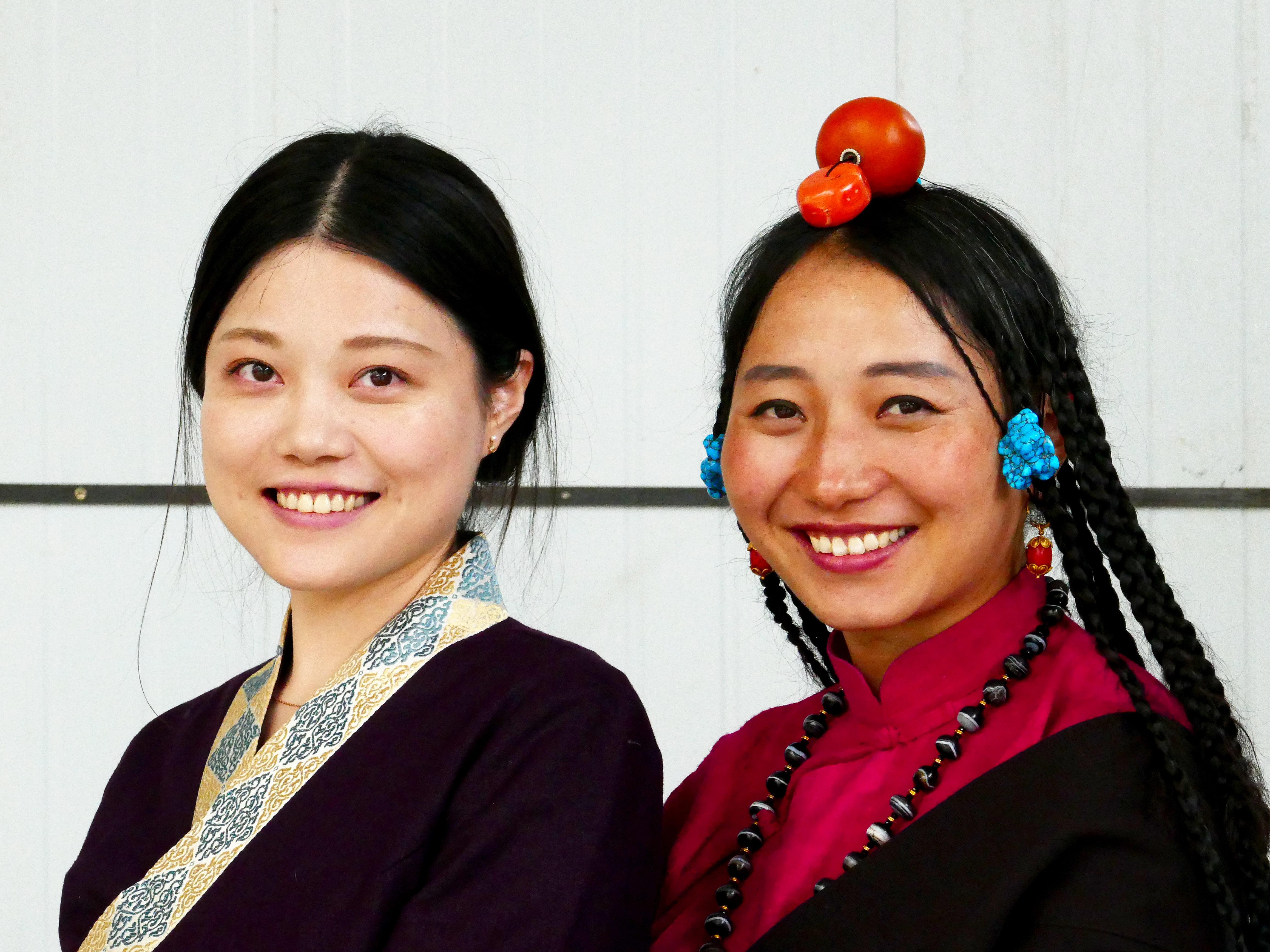 Amies Tibétaines