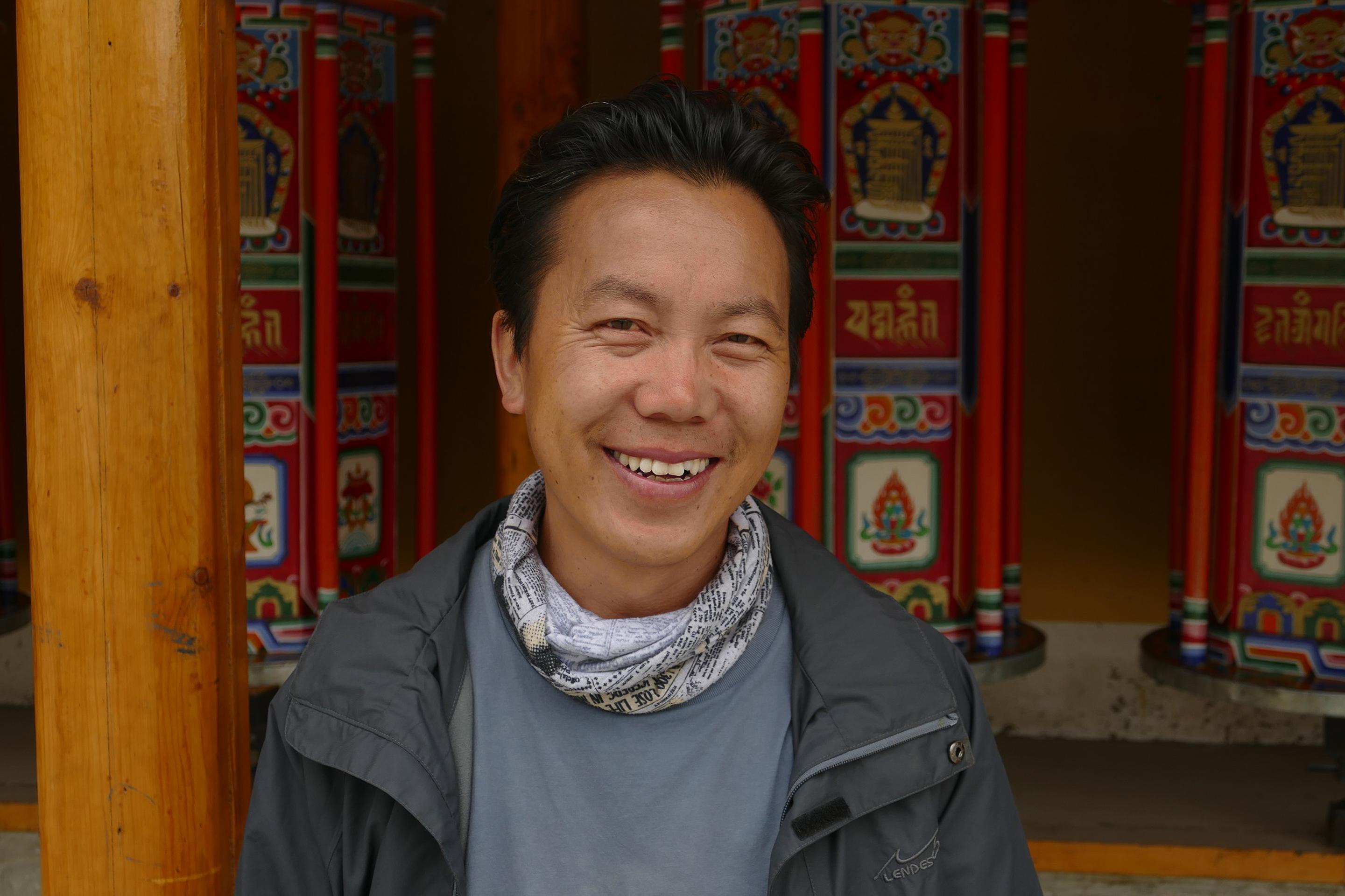 Voyage au Tibet region Amdo - guide francophen Jimpa