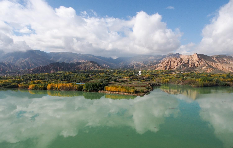 de Lhassa à Xining