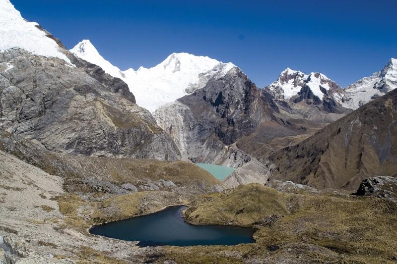 Lagunes Pérou