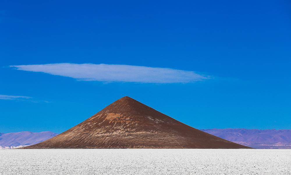 Salar d'Arizaro & le cône d'Arita