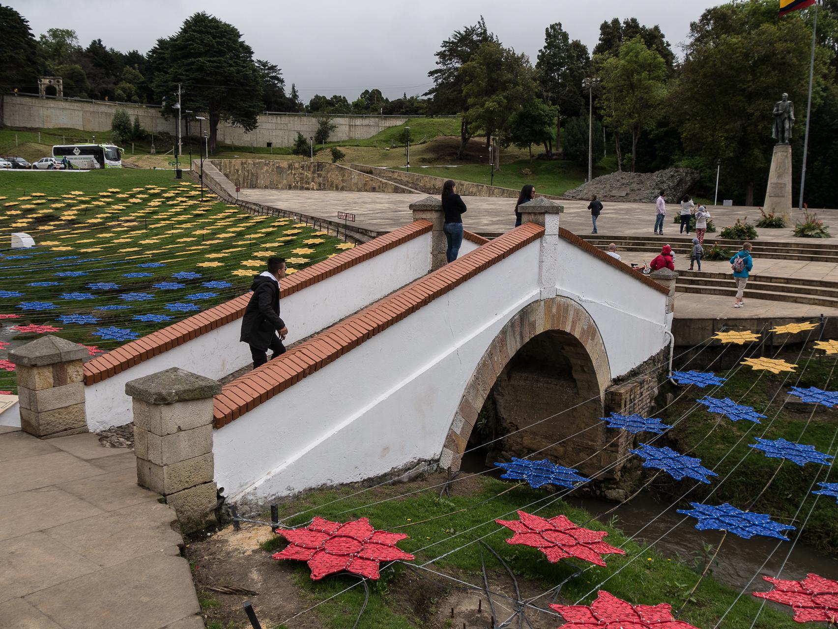 Puente de Boyaca Colombie