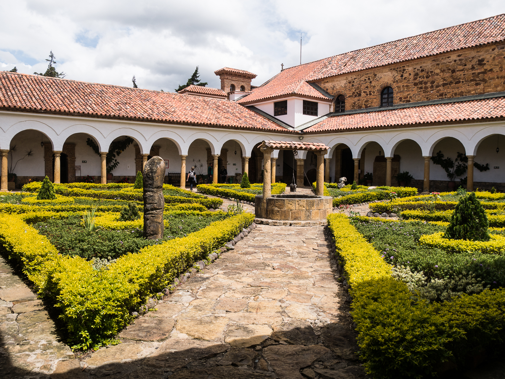 couvent Ecce Homo Colombie