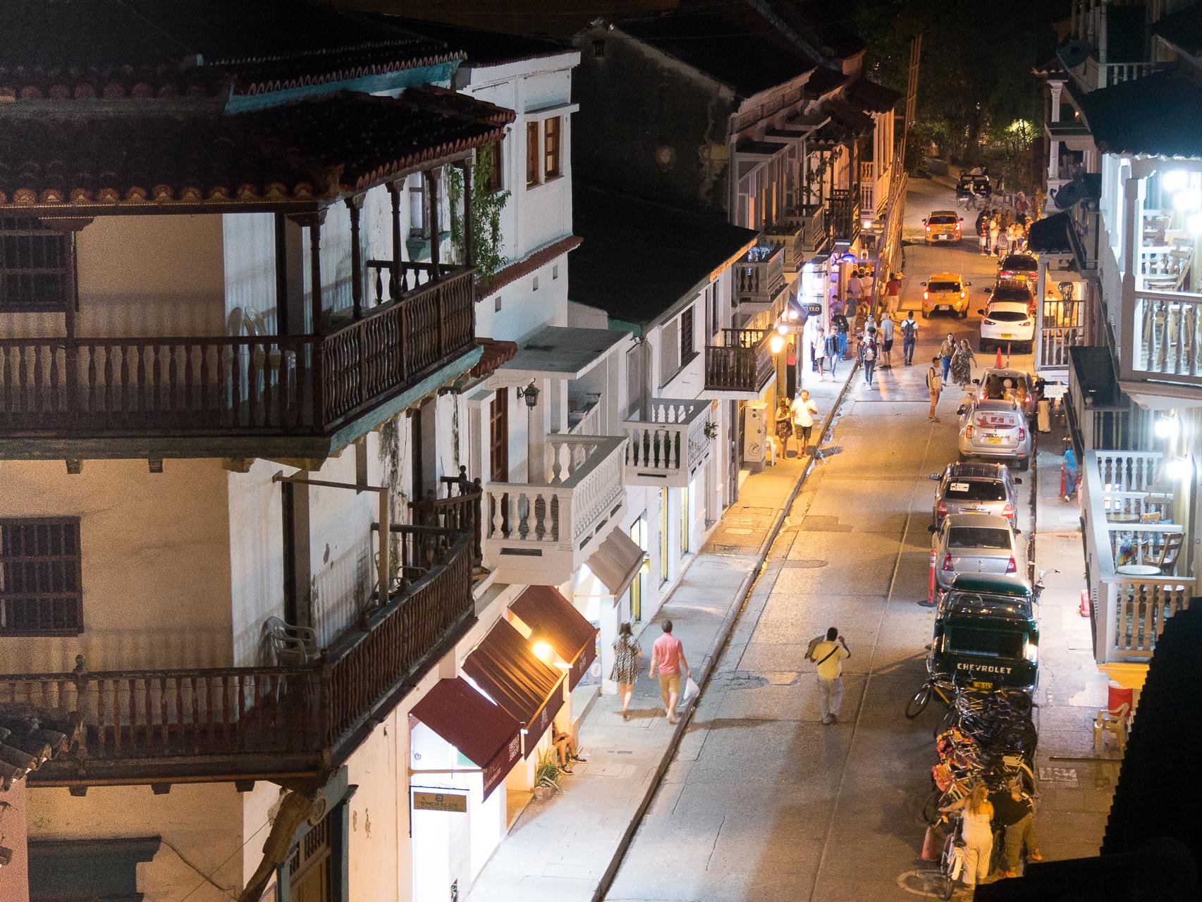Carthagène Colombie