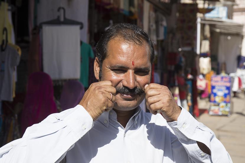 De Delhi à Udaipur