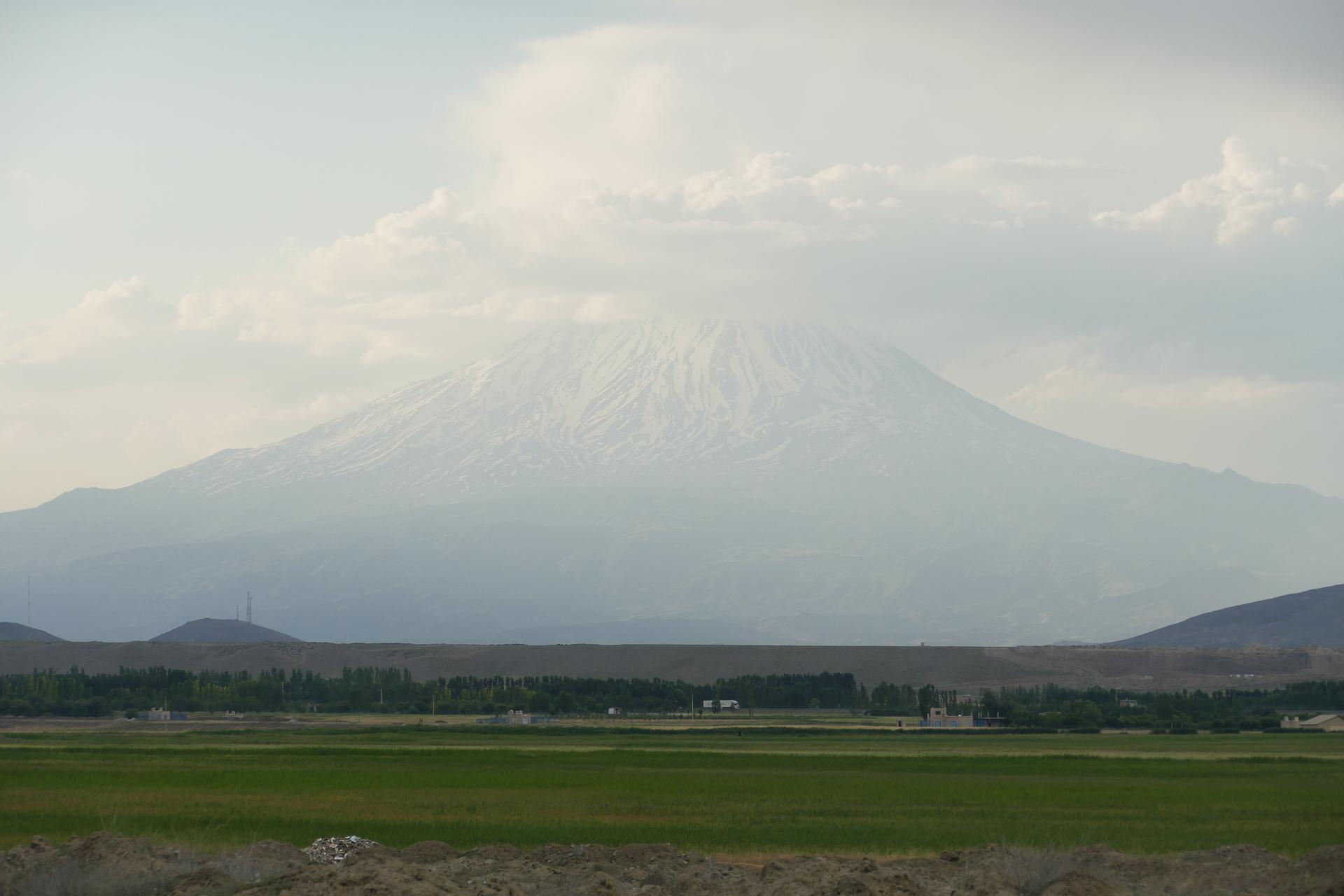 Vue sur leMont Ararat