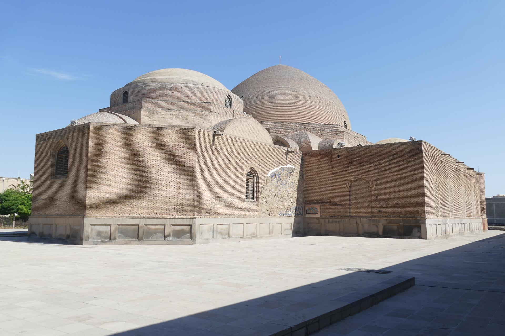 Mosquée bleue de Tabriz
