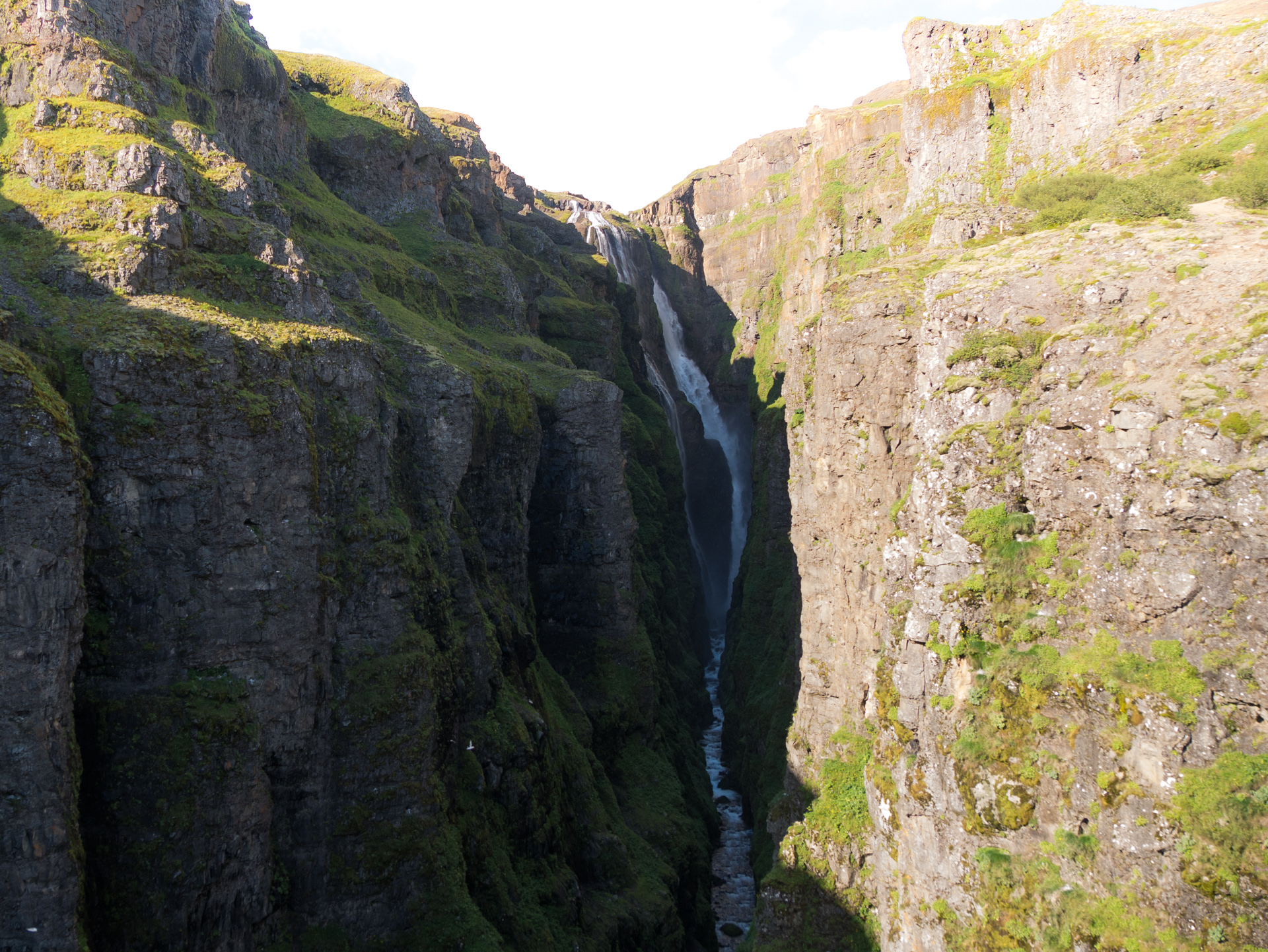 Cascade de Glymur