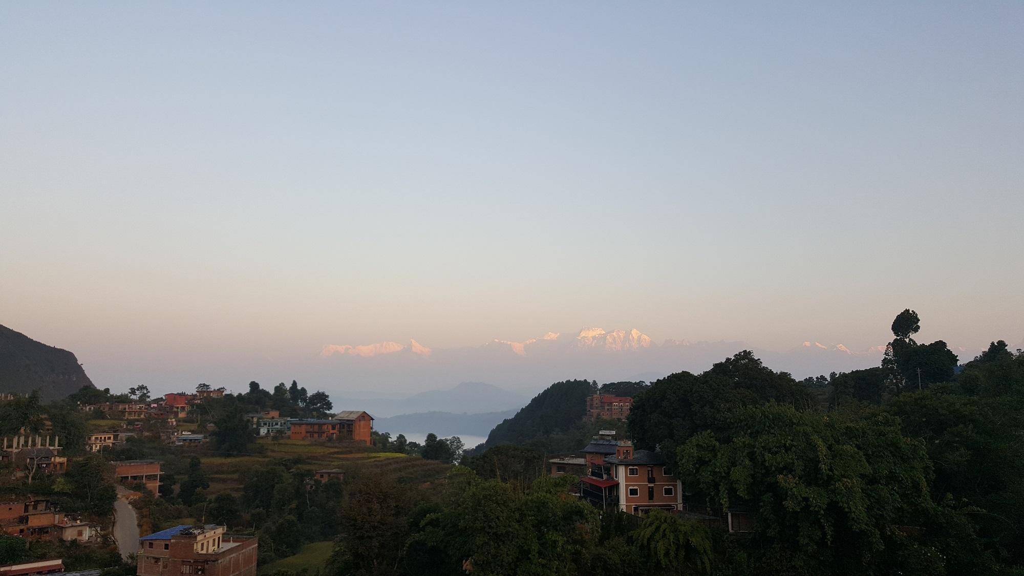 lever soleil himalaya bandipur